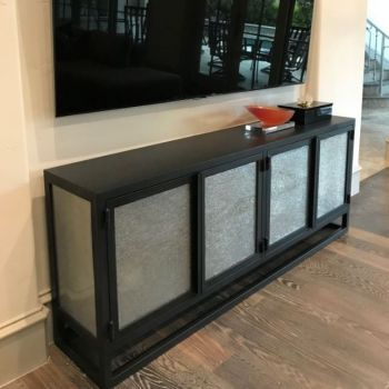 McCUISTION MEDIA CONSOLE