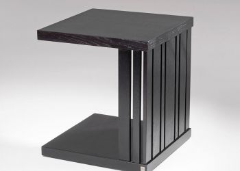 SIDE TABLE  GRAFITO CHARCOAL 20W 20D 22H
