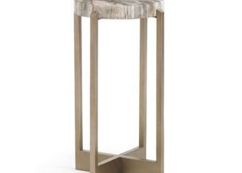 SIDE TABLE  TANGO 12DIAx24.5H