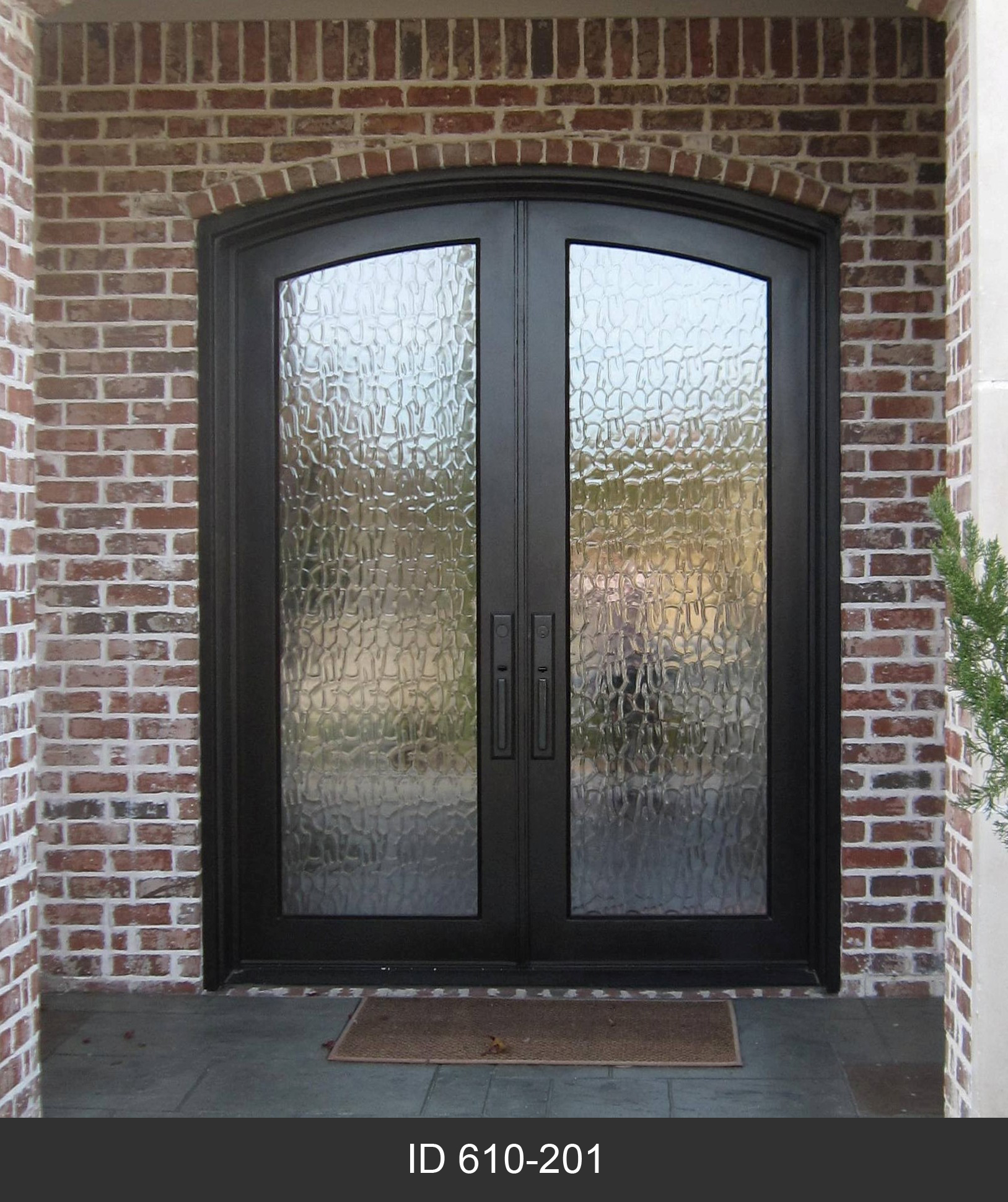 Modern Double Iron Doors D Hierro Iron Doors Plano Tx