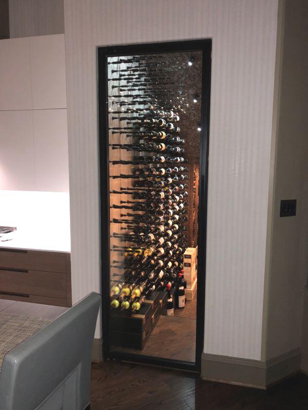 Interior Amp Wine Cellar Doors D Hierro Iron Doors Plano Tx