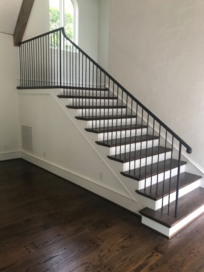 Stair Railings Amp Balconies D Hierro Iron Doors Plano Tx
